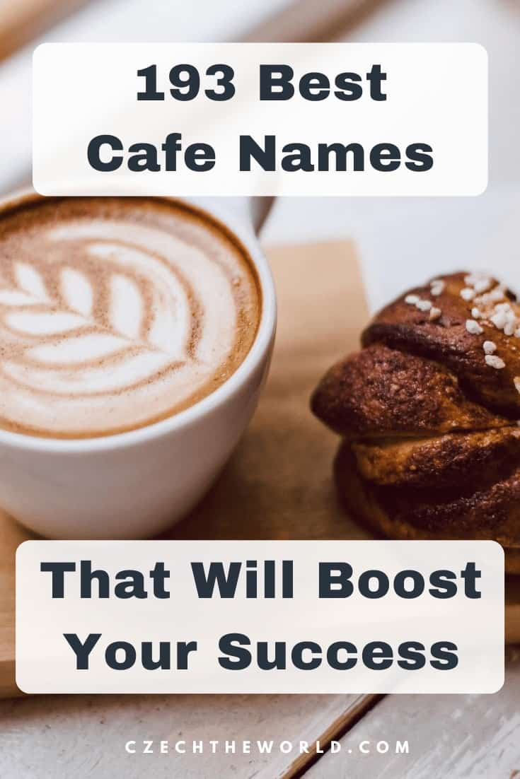 Best Names for a Cafe