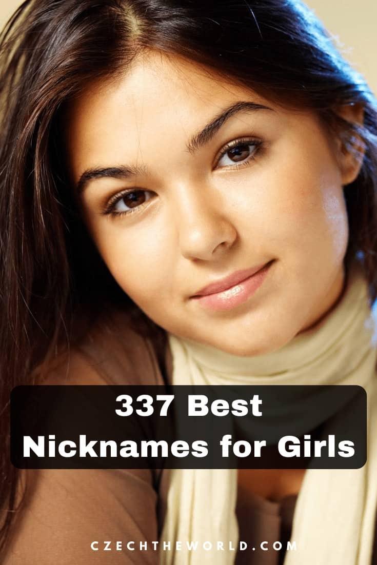Best Nicknames for Girls