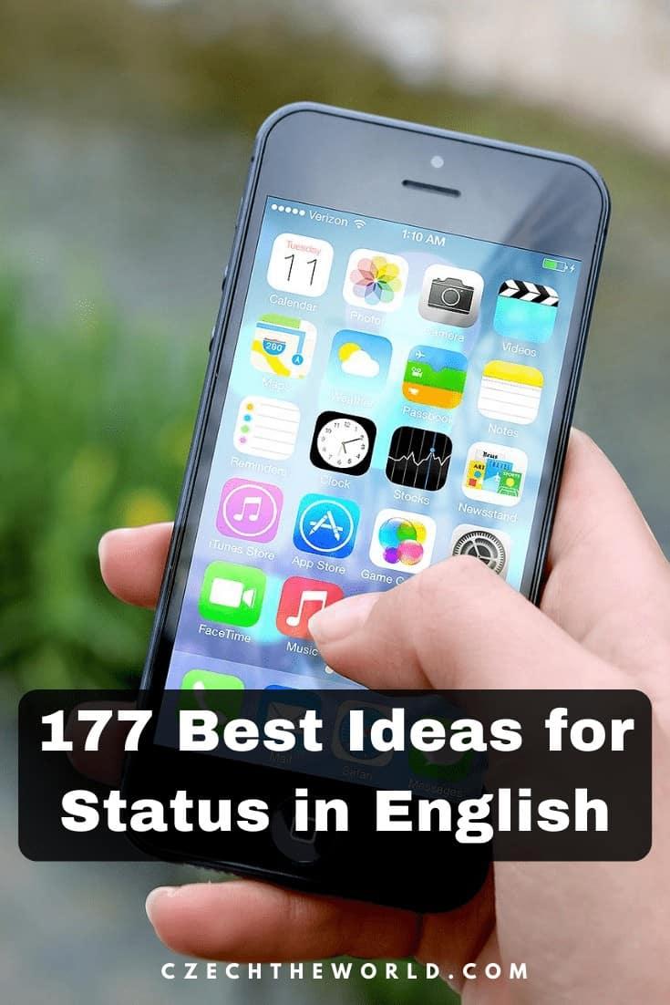 Best Status in English Ideas (16)
