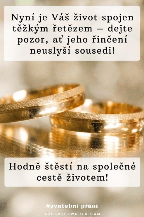 Svatební přání: 133 nejhezčích svatebních blahopřání 4