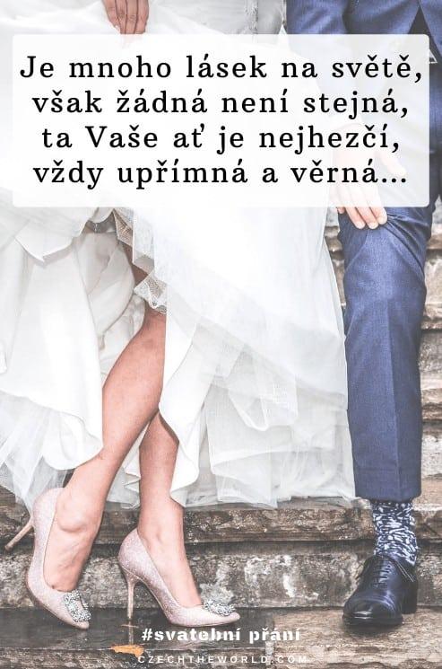 Svatební přání - básnička