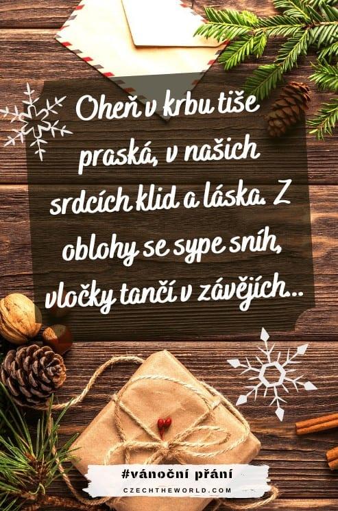 Vánoční básnička