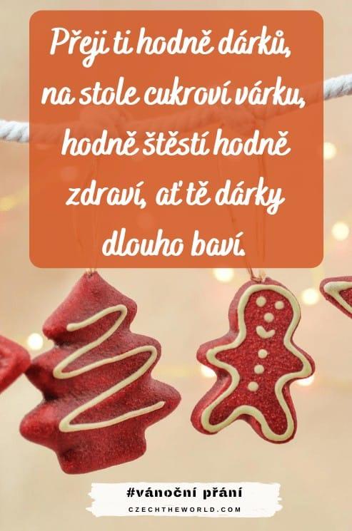 Vánoční SMS přání