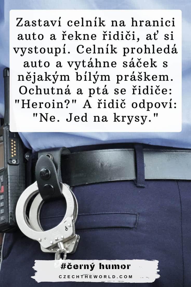Černý humor - celníci