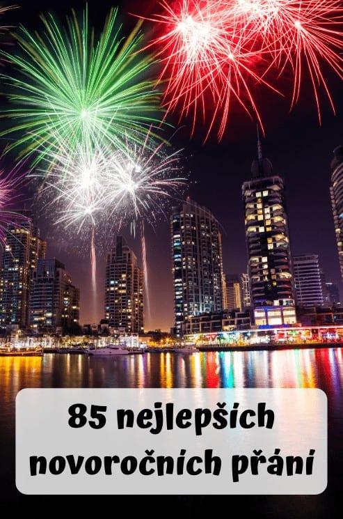 85 nejlepších novoročních přání