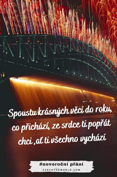Krátké novoroční přání - PF