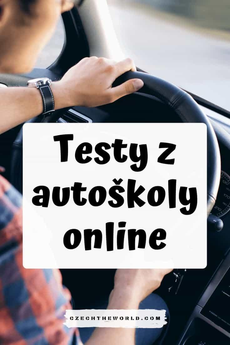 Testy z autoškoly online