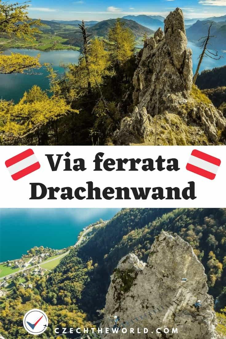 Via ferrata Drachenwand - vše, co potřebujete vědět 1