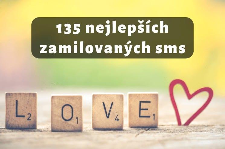 135 nejlepších zamilovaných sms