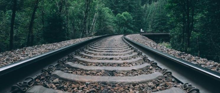 Aktuální poloha vlaku