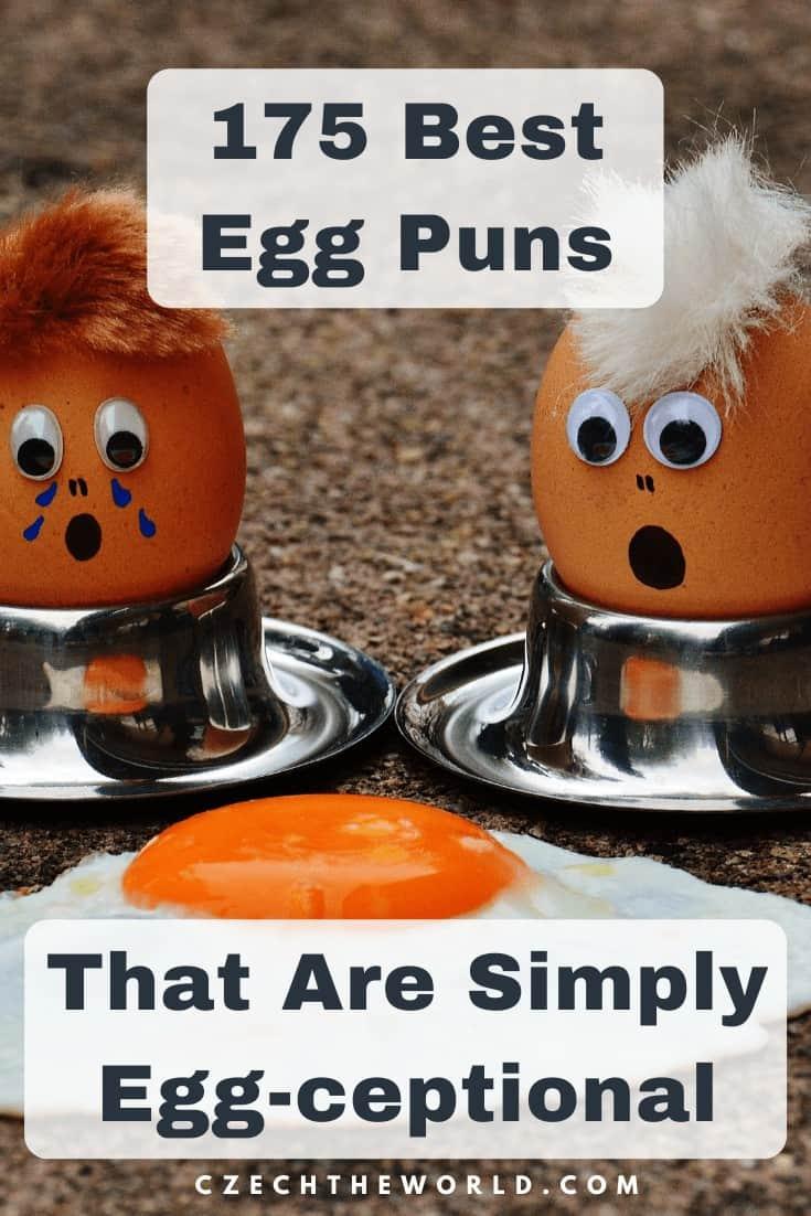 Best Egg Puns