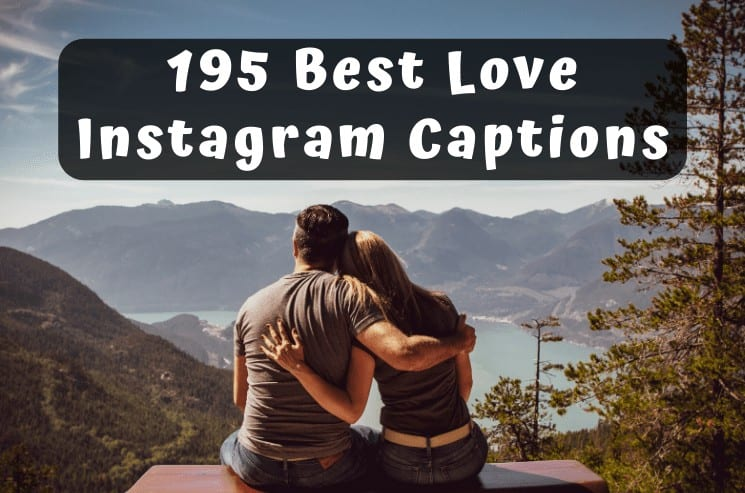 Best Love Captions for Instagram