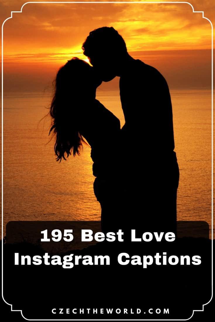 Best Love Instagram Captions