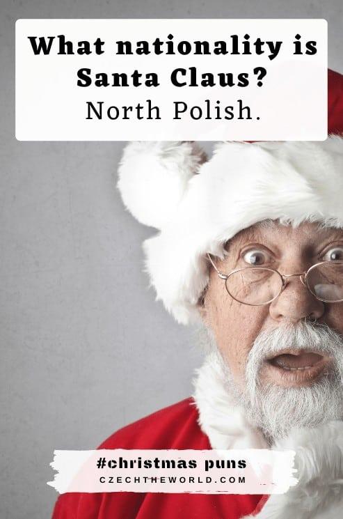 Punny Christmas Jokes