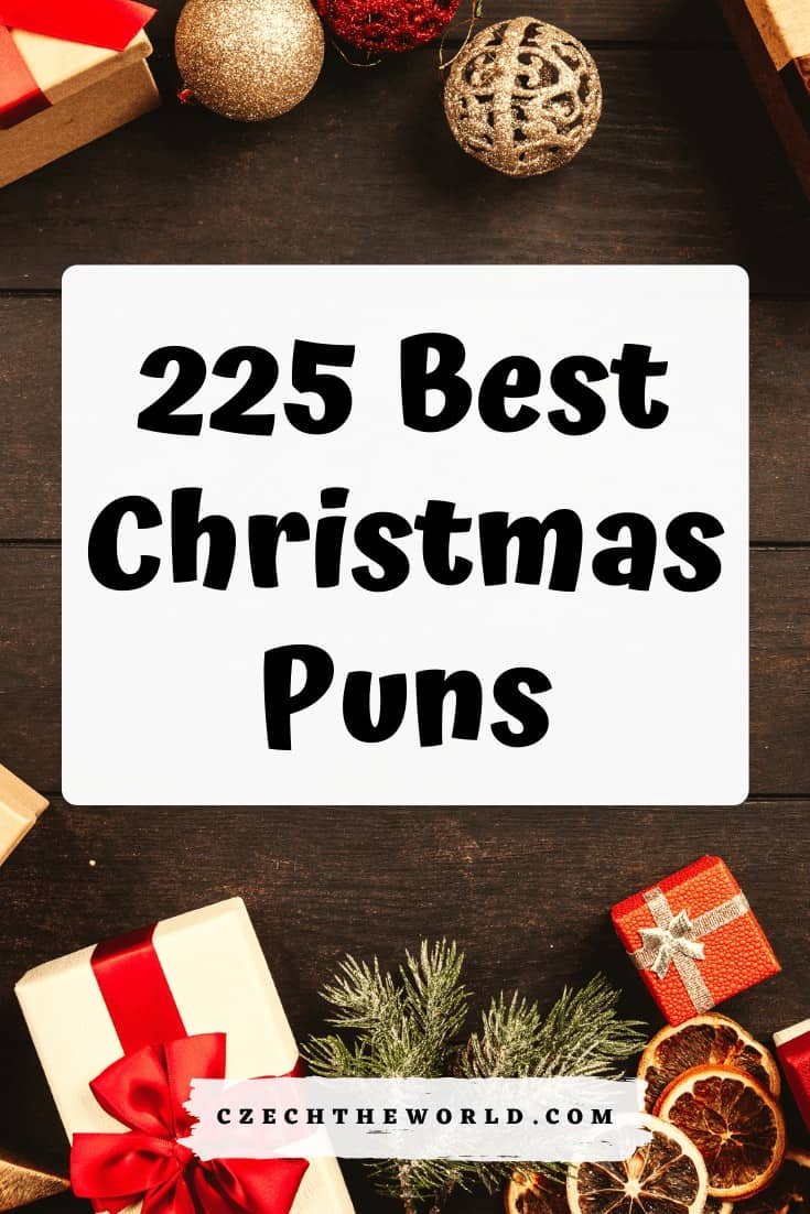 255 Best Christmas Puns that are Simply Tree-mendous! 1
