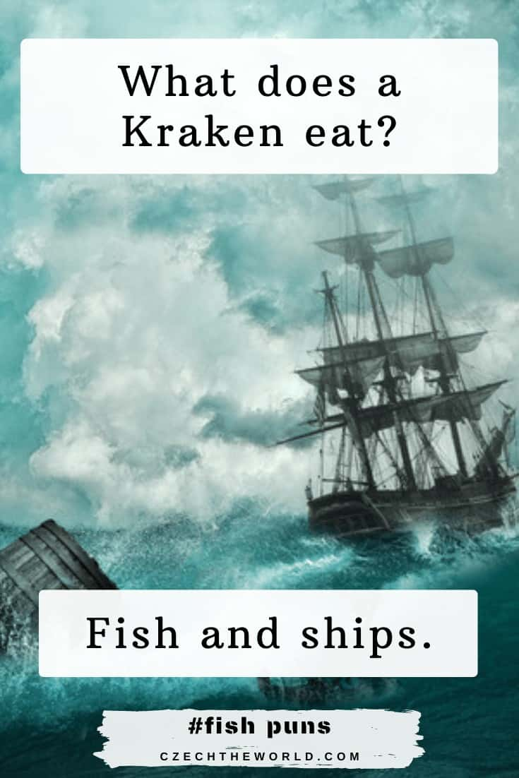 Best Fish Puns and Jokes