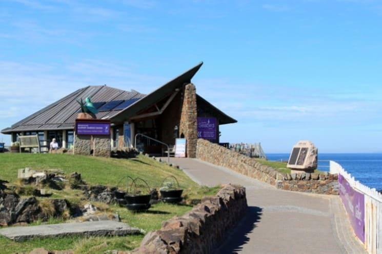 Scottish Seabird Centre (1)