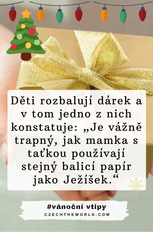 Nejlepší vánoční vtipy