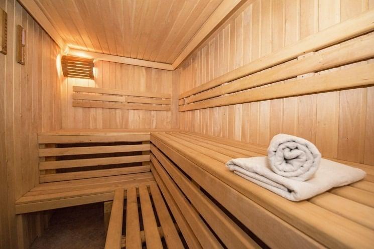 Tipy jak usnout - sauna pomáhá kvalitnímu spánku