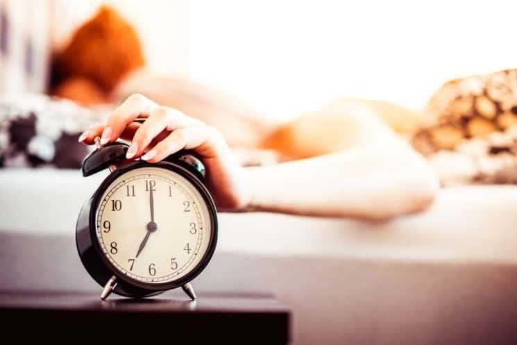 Tipy jak usnout rychle
