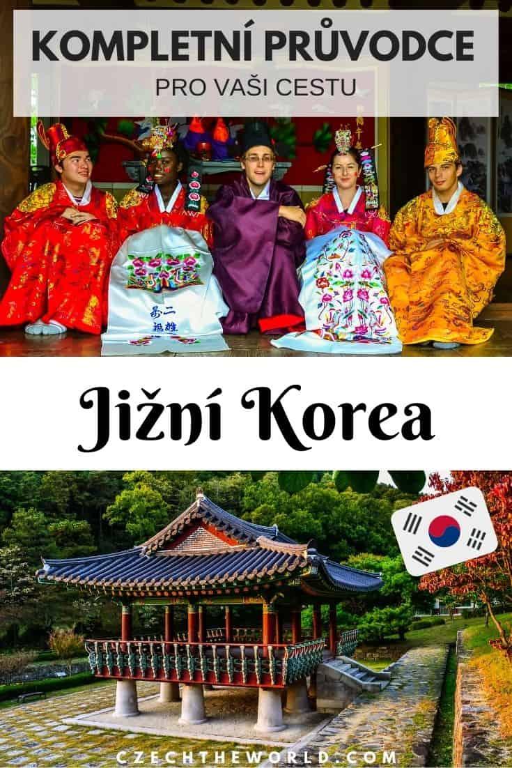 Jižní Korea průvodce