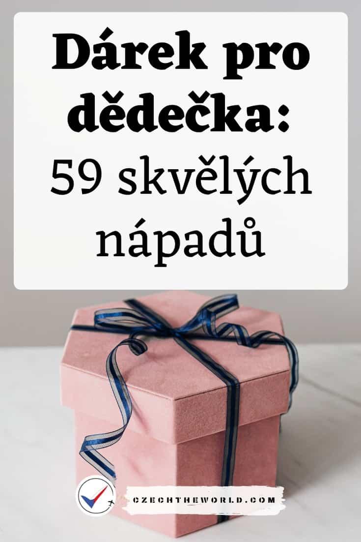 Nejlepší dárek pro dědečka