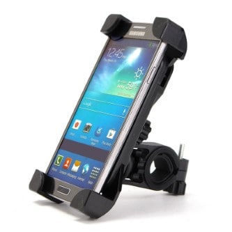 praktický dárek - držák mobilu na kolo (1)