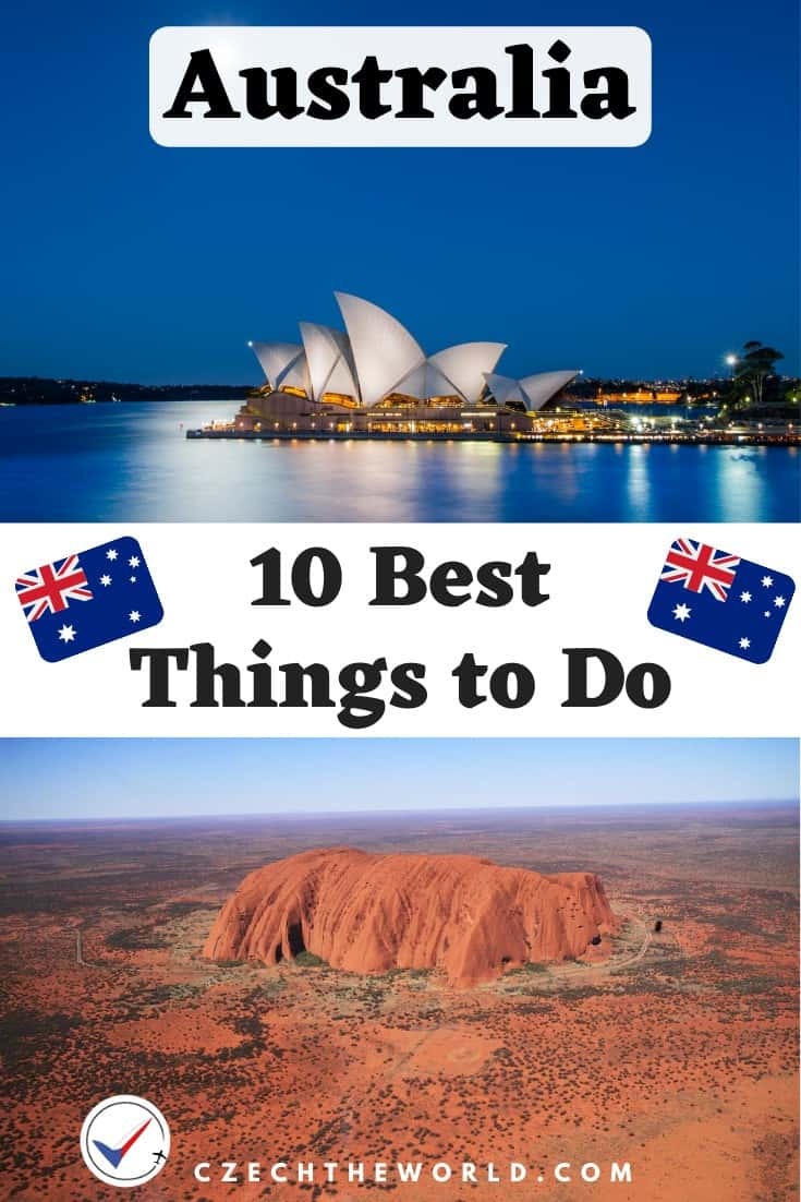 10 Best Things to Do in Australia