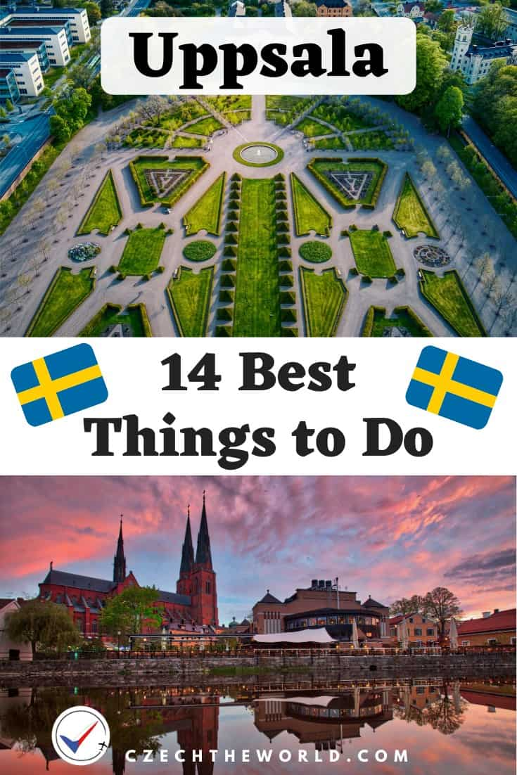 14 Best Things to do in Uppsala, Sweden
