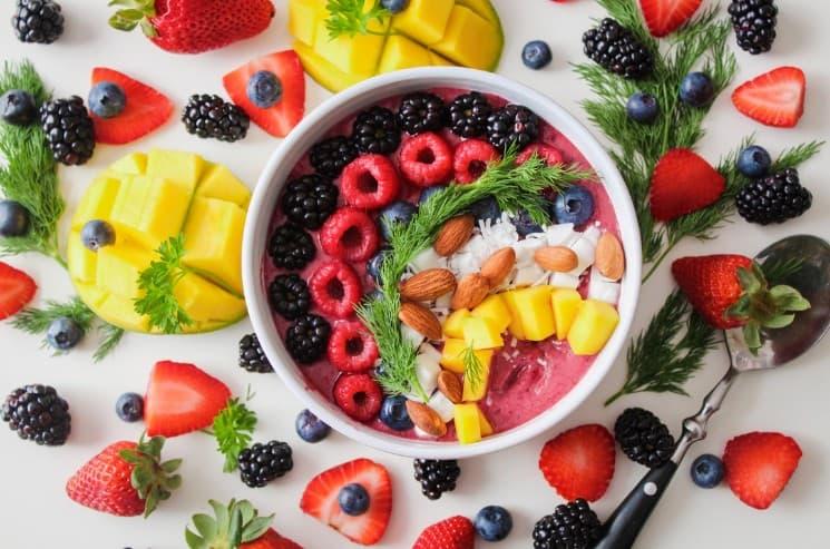 Healthy Food Blog Names