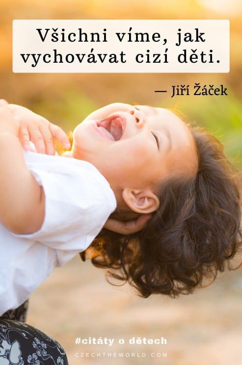 Citáty o dětech: 141 nejlepších, které vás pobaví! 1