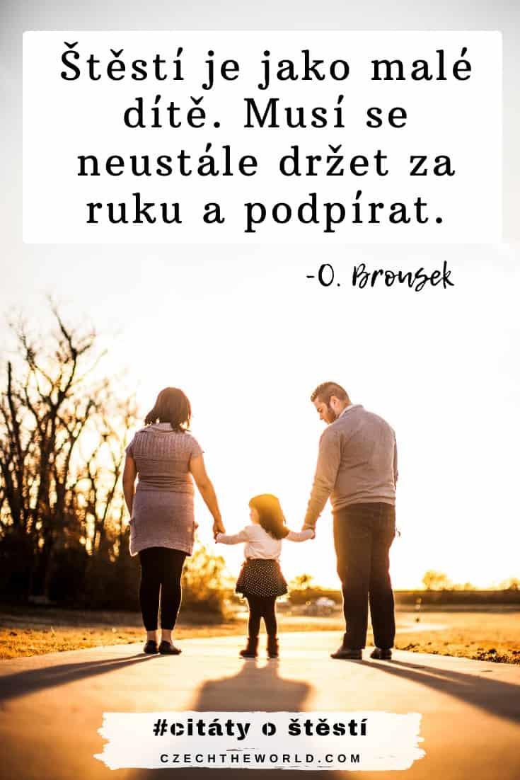 Citáty o štěstí a rodině