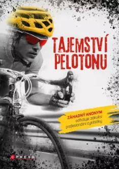 Tajemství pelotonu - kniha jako dárek pro cyklistu