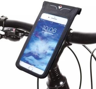 Pouzdro na smartphone na řídítka