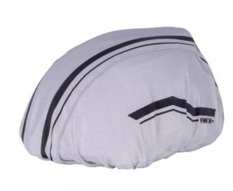 Povlak na helmu - praktický dárek pro cyklisty, kteří jezdí za tmy
