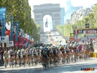 Tip na zájezd na Tour de France