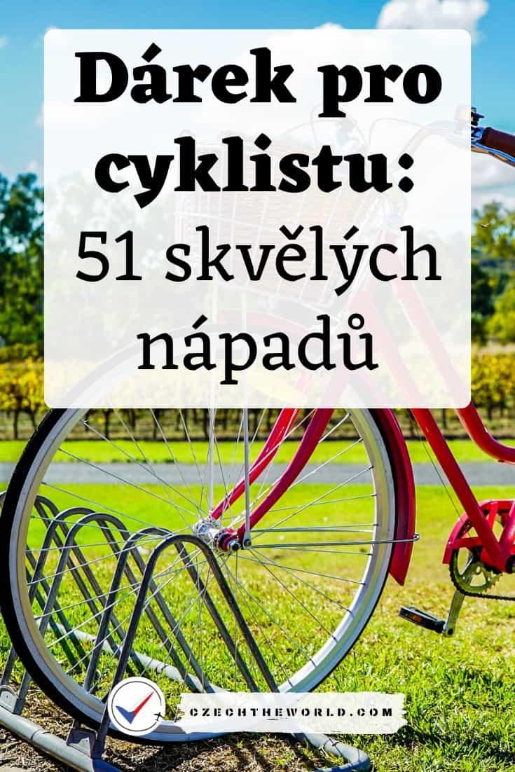 51 tipů na nejlepší dárek pro cyklistu