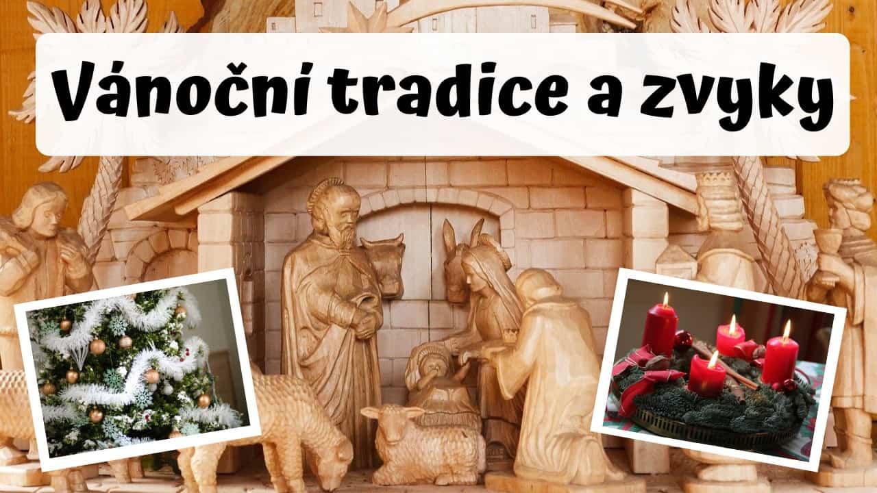 Vánoční tradice: 25 vánočních zvyků, jak je (ne)znáte 1