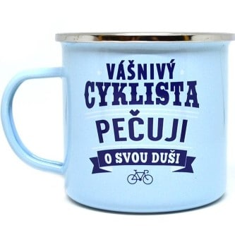 Hrnek pro cyklistu