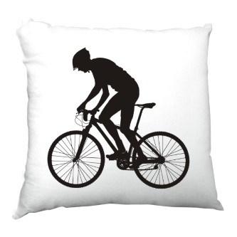 Dárek pro cyklistu - polštář