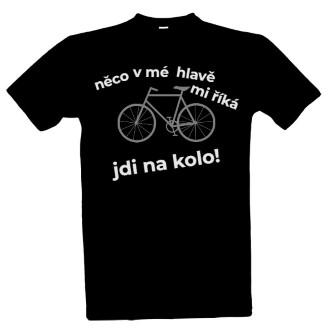 Co koupit cyklistovi? Třeba tričko s cyklo motivem.