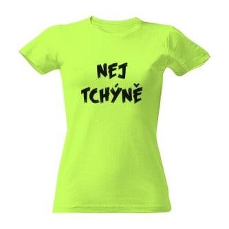dárek pro tchýni tričko (1)
