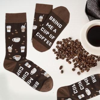 ponožky káva (1)
