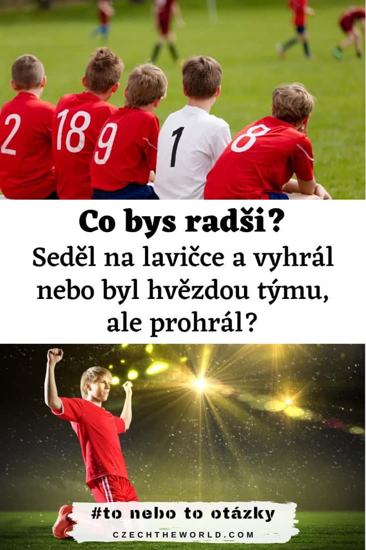 To nebo tofotbal
