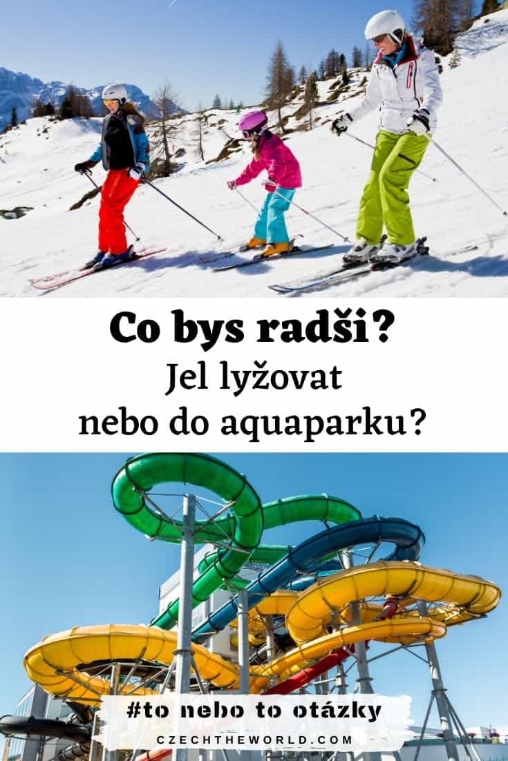 To nebo to otázky pro děti