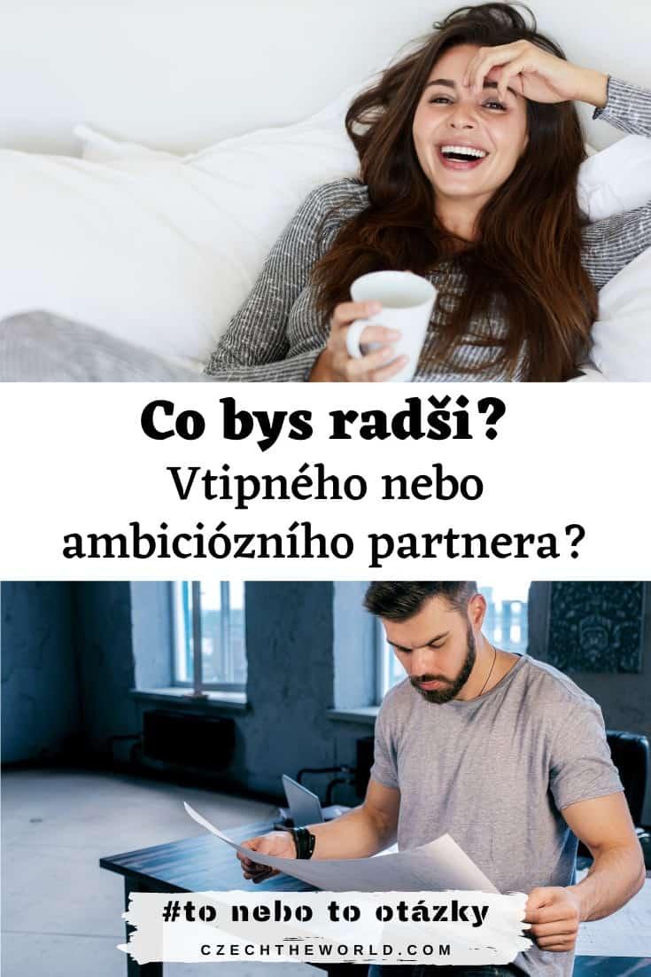 To nebo to otázky - vztahy