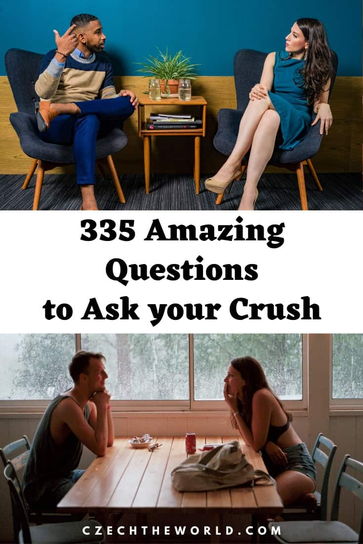 Great Questions to Ask your Crush