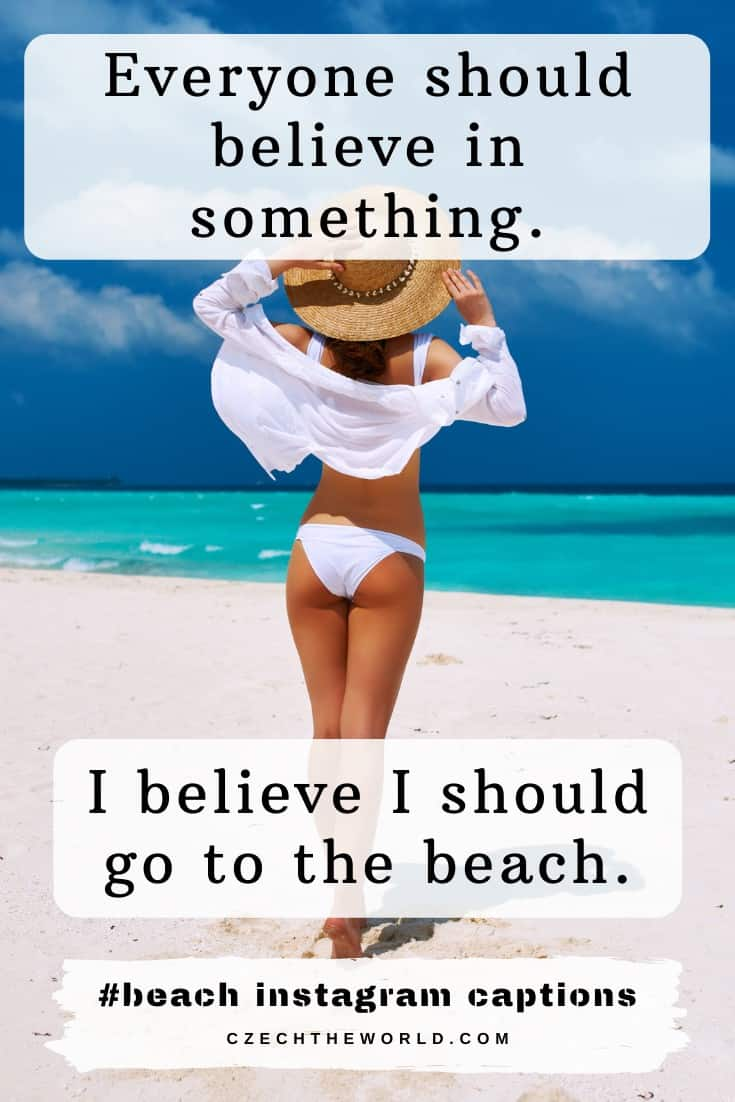 Funny Beach Captions for Instagram (1)