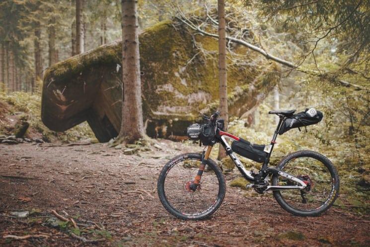 Bikepacking v ČR