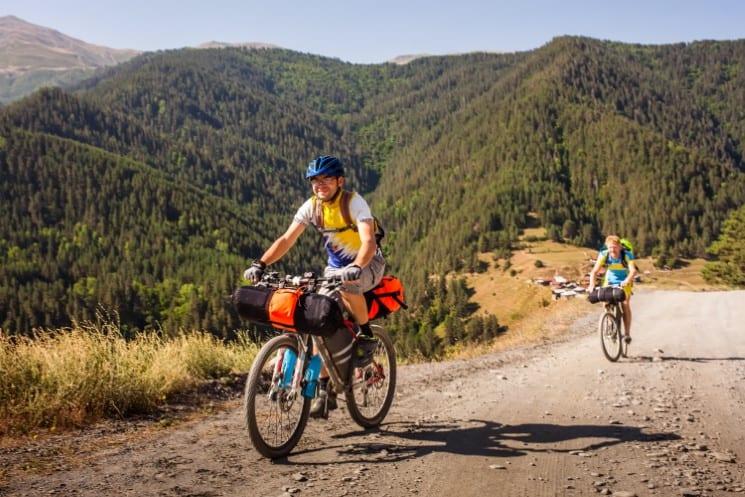 Nová dimenze cykloturistiky